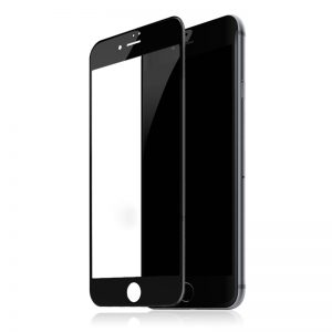 Защитное стекло 3D (5D) Full Glue Armor Glass на весь экран для Iphone 6 / 6s – Black
