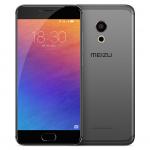 Прозрачный силиконовый (TPU) чехол для Meizu Pro 6 Plus (Clear)