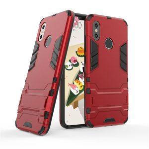 Ударопрочный чехол Transformer с подставкой для Xiaomi Mi 6X / Mi A2 (Red)