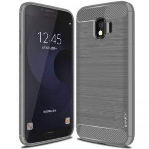 TPU чехол iPaky Slim Series для Samsung J400F Galaxy J4 (2018) Grey
