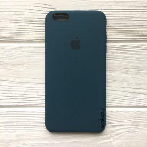 Оригинальный силиконовый чехол (Silicone case) для Iphone 6 / 6s (Corsair) №1
