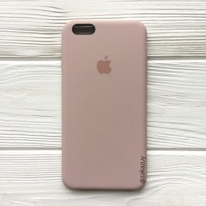 Оригинальный силиконовый чехол (Silicone case) для Iphone 6 / 6s (Powder) №8