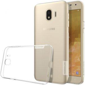 TPU чехол Nillkin Nature Series для Samsung J400F Galaxy J4 (2018) (Clear)