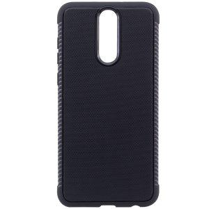 Cиликоновый (TPU) чехол Weave  для Xiaomi Redmi Note 4x / Note 4 Snapdragon (Черный)