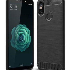 Cиликоновый (TPU) чехол Ipaky Slim Series для Xiaomi Mi 6X / Mi A2 (Black)