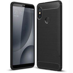 Cиликоновый (TPU) чехол Slim Series для Xiaomi Redmi Note 6 Pro (Черный)