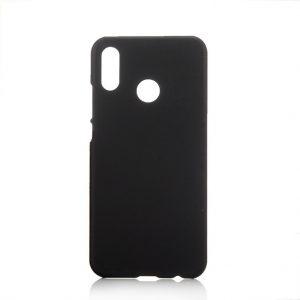 Черный матовый силиконовый (TPU) чехол (накладка) для Xiaomi Mi Max 3 (Black)