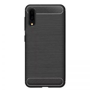 Cиликоновый (TPU) чехол Ipaky Slim Series  Huawei P20 Lite (Black)