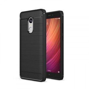Cиликоновый (TPU) чехол Slim Series для Xiaomi Redmi 5 Plus (Black)