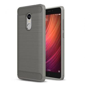 Cиликоновый (TPU) чехол Slim Series для Xiaomi Redmi 5 Plus (Grey)