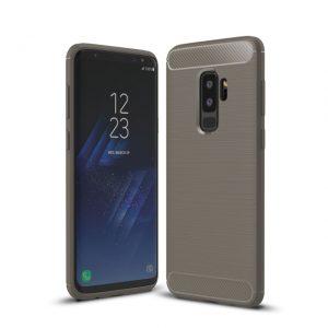 Cиликоновый (TPU) чехол Slim Series  для Samsung Galaxy S9 (Grey)