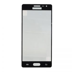 Защитное стекло 2.5D (3D) Full Cover на весь экран для Samsung Galaxy J3 2016 (J310 / J320) – Black