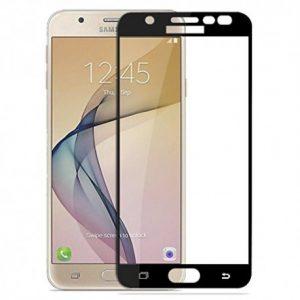 Защитное стекло 2.5D (3D) Full Cover на весь экран для Samsung Galaxy J7 2016 (J710) – Black