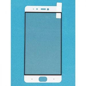 Защитное стекло 2.5D (3D) Full Cover на весь экран для Xiaomi Mi 5s – White / Black