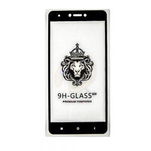Защитное стекло 4D Full Glue для Xiaomi Redmi Note 4X / Note 4 (SD) Black