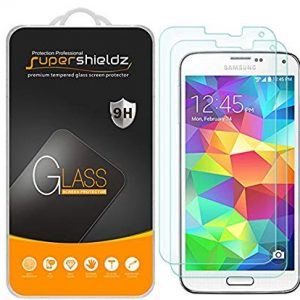 Защитное стекло 2.5D Ultra Tempered Glass для Samsung Galaxy S5 (G900) – Clear