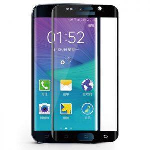 Защитное стекло 3D Full Cover на весь экран для Samsung Galaxy S6 Edge Plus (G928) – Black