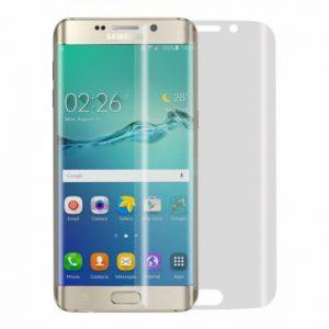 Защитная пленка 3D для Samsung G925 Galaxy S6 Edge (Прозрачная)
