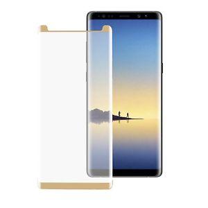 Защитное стекло 3D / 5D Full Glue Tempered Glass для Samsung G960F Galaxy S9 – Gold