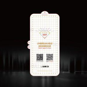 Защитная пленка 3D Diamond Quality для Samsung G960F Galaxy S9 / Samsung G950 Galaxy S8 (Прозрачная)