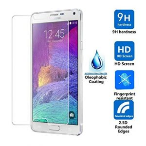 Защитное стекло 2.5D для Samsung N910 Galaxy Note 4