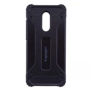 Бронированный противоударный TPU+PC чехол SPIGEN (HC) для Xiaomi Redmi 5 Plus (Black)