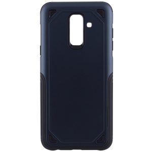 TPU+PC чехол Deen Streamline для Samsung A605 Galaxy A6 Plus (2018) Blue