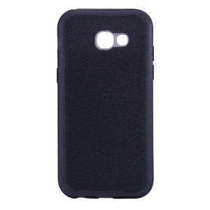 TPU чехол c блестками Shine для Samsung A720 Galaxy A7 (2017) Grey