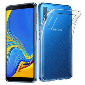 Ультратонкий TPU чехол Series 0,33mm для Samsung A750 Galaxy A7 (2018)