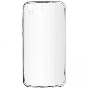 Прозрачный силиконовый (TPU) чехол (накладка) для Huawei Honor 5A / Y6 II (Clear)