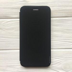 Чехол-книжка Inavi (экокожа + TPU) для Huawei P Smart (Black)