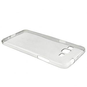 Ультратонкий прозрачный силиконовый (TPU) чехол для Samsung Galaxy J5 2015 (J500)