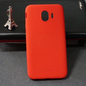 Силиконовый чехол – бампер для Samsung J400F Galaxy J4 (2018) Red