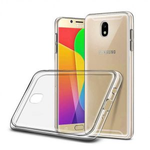 Прозрачный силиконовый (TPU) чехол Series 0,33mm для Samsung J730 Galaxy J7 (2017)