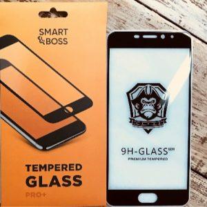Защитное стекло 3D (5D) Perfect Glass Full Glue на весь экран для Meizu M3 Note – Black