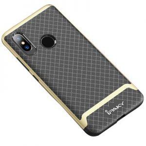 Защитный фирменный чехол бампер iPaky TPU (силикон) для Xiaomi Mi 6X / Mi A2 (Gold)
