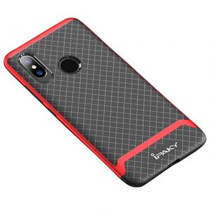 Защитный фирменный чехол бампер iPaky TPU (силикон) для Xiaomi Mi 6X / Mi A2 (Red)