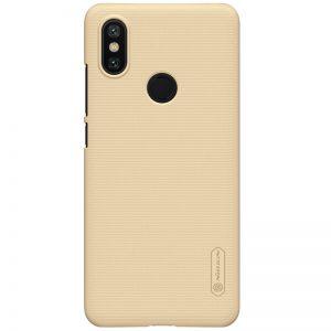 Пластиковый чехол Nillkin Matte для Xiaomi Mi 6X / Mi A2 (Gold)