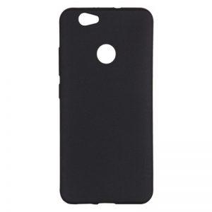 Пластиковая накладка с защитой торцов Joyroom для Huawei Nova (Black)