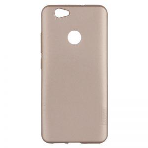 Пластиковая накладка с защитой торцов Joyroom для Huawei Nova (Gold)