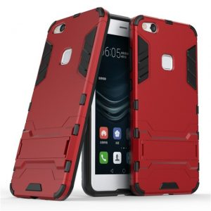 Ударопрочный чехол Transformer для Huawei P10 Lite (Red)