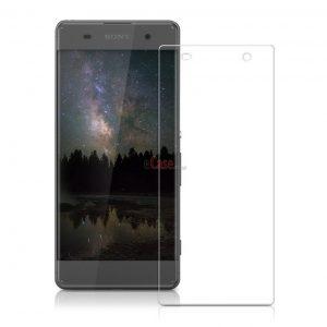 Защитное стекло 3D Full Cover Mocolo для Sony XA1 Ultra на весь экран – Clear