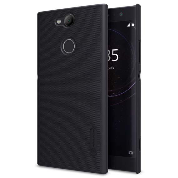 Пластиковый чехол Nillkin Matte для Sony Xperia XA2 Ultra / XA2 Ultra Dual (Black)