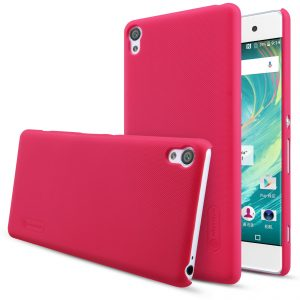 Пластиковый чехол Nillkin Matte для Sony Xperia XA / XA Dual (Red)
