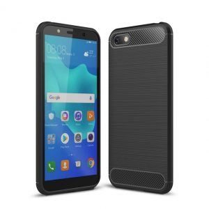 Cиликоновый (TPU) чехол Slim Series для Huawei Y5 2018 / Y5 Prime 2018 / Honor 7A (Black)