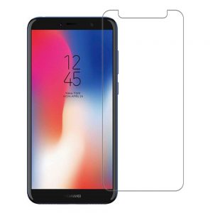 Защитное стекло 2.5D Ultra Tempered Glass для  Huawei  Y6 /  Y6 Prime 2018 / Honor 7A Pro / 7C — Clear