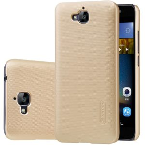 Пластиковый чехол Nillkin Matte для Huawei Y6 Pro / Honor Play 5x / Enjoy 5 (Gold)