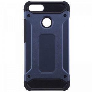 Противоударный бронированный чехол Spigen для Huawei Honor 10 (Синий)