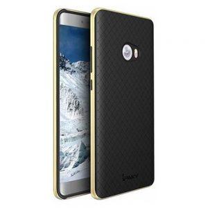 Оригинальный чехол (накладка) Ipaky (TPU+PC) для Xiaomi Mi Note 2 (Black / Gold)