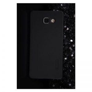 Черный пластиковый чехол (накладка) Nillkin Matte для Samsung A510 Galaxy A5 2016 (Black)